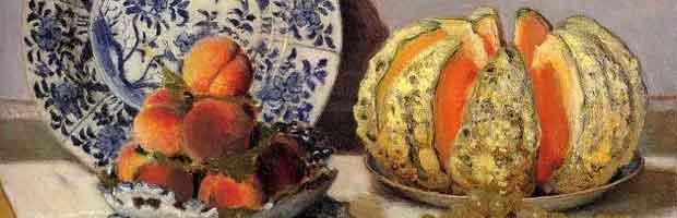 Comment conserver les melons astuces du 19 me si cle - Comment conserver des courgettes du jardin ...