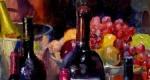 Méthode d'autrefois pour ranger le vin