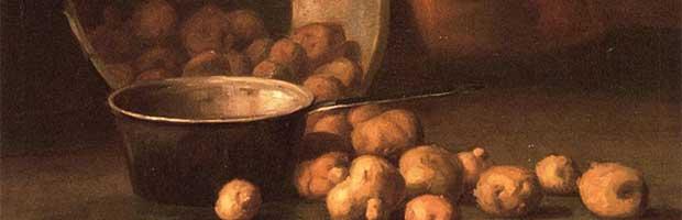 Astuce du 19ème siècle pour des primeurs de pommes de terre
