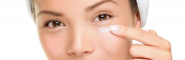 crème naturelle contour des yeux