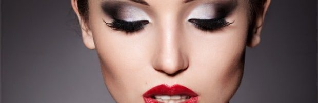 le maquillage du visage