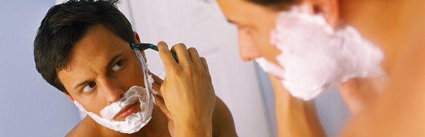 soin après rasage