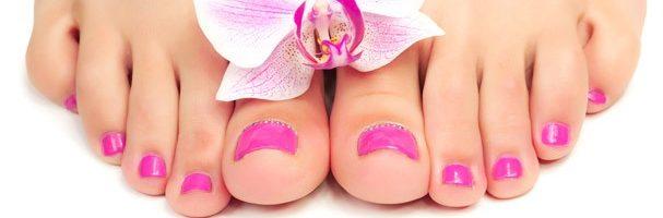 Soins naturels pour les pieds