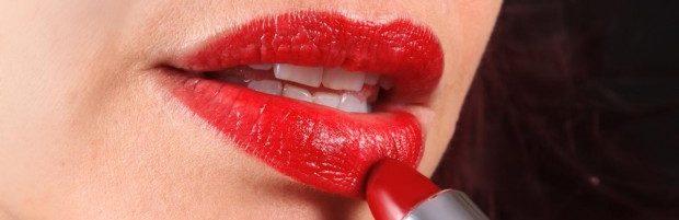 le maquillage des lèvres