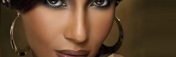 maquillage des peaux noires