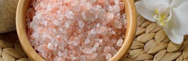 les sels de bain