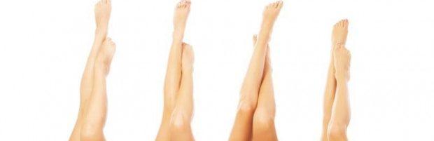relooking les jambes