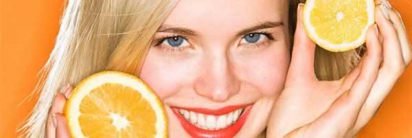 Masque de beauté au jus d'orange