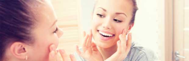 Traitement naturel contre l'acné
