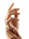 avoir de belles mains