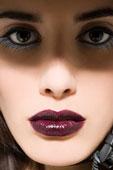 maquillage du visage