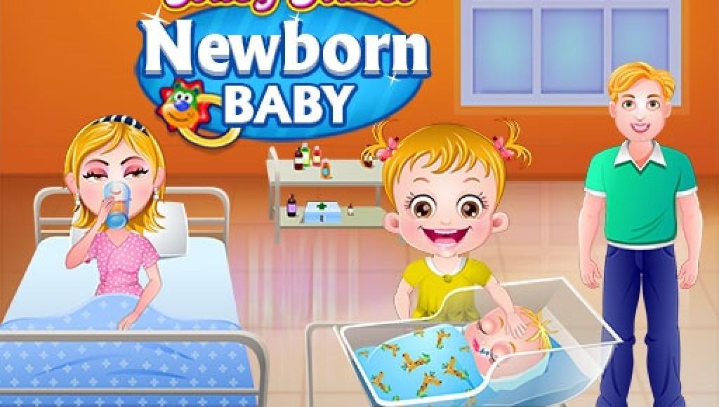 Baby Hazel New Born | Jeux gratuits