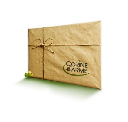 Recevez des échantillons Corine de Farme