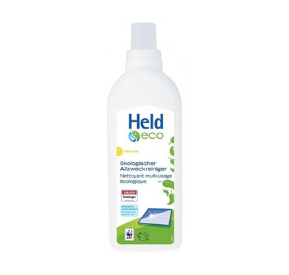 Recevez votre échantillon de nettoyant multi-usage Held Eco