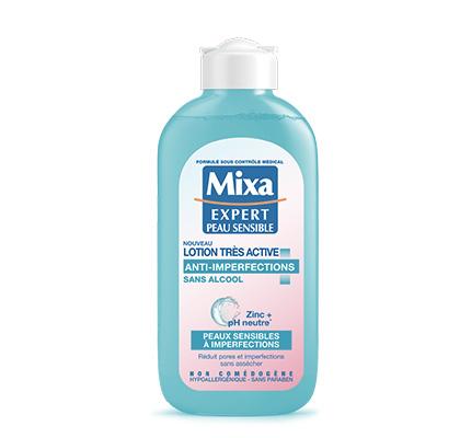 Testez en exclusivité la lotion très active sans alcool anti imperfections