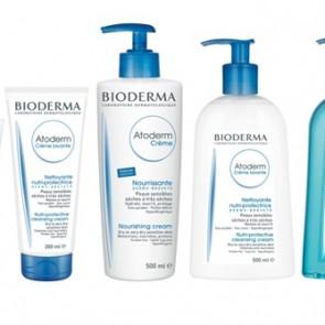 Testez gratuitement des lots Atoderm de Bioderma