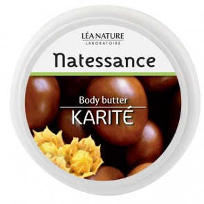 Body Butter Karité de Natessance