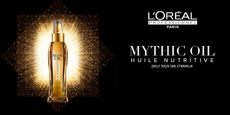 Testez gratuitement Mythic Oil par L'Oréal Professionnel