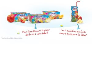 Nestlé Ptits Fruits