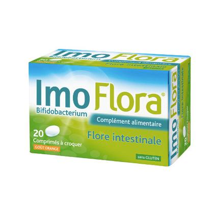 Recevez votre échantillon Imoflora
