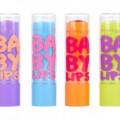 Testez gratuitement les Baby Lips Maybelline