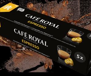 Testez gratuitement les capsules café royal système Nespresso