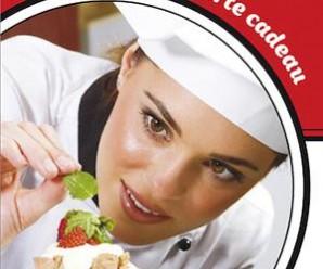 Testez gratuitement le cours de cuisine de Publications Grand Public