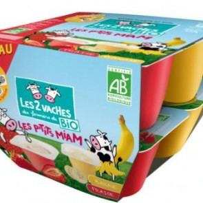 Les P'tits Miam de Les 2 Vaches