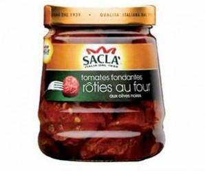 Testez gratuitement les tomates fondantes rôties au four de Saclà