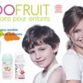Testez gratuitement les produits pour enfants Toofruit