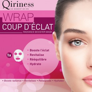 Wrap Coup d'Eclat Qiriness