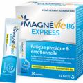 Recevez gratuitement un échantillon de MagnéVie B6