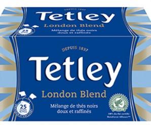 Recevez gratuitement un échantillon de thé Tetley