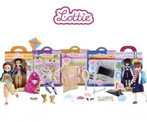 Recevez gratuitement une poupée Lottie LOTTIE DOLLS