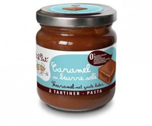 Testez gratuitement la pâte caramel Pit&Pat