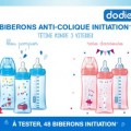 Testez gratuitement un biberon Initiation+ 330 ml de Dodie