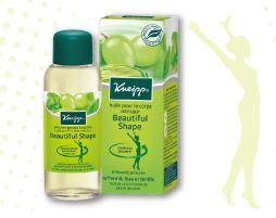 Testez gratuitement l'huile pour le corps Minceur de Kneipp