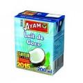 Testez gratuitement le lait de coco AYAM