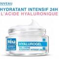 Testez gratuitement le gel-crème hydratant intensif de Mixa