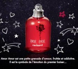 parfum Amor Amor de Cacharel