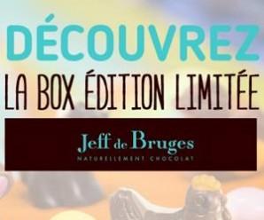 Recevez gratuitement la box Jeff de Bruges