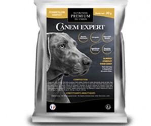 Recevez gratuitement un échantillons de croquettes pour chiens Canem Expert