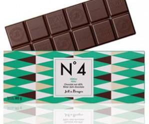 Testez gratuitement la tablette de chocolat noir Jeff de Bruges