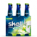 Testez gratuitement la bière SKØLL Ice APPLE