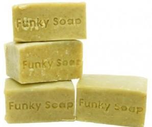 Testez gratuitement le Savon 100% naturel Funky Soap