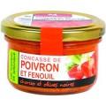Testez gratuitement le concassé de fenouil et de poivrons des Ducs de Gascogne