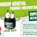 Recevez gratuitement un échantillon de charbon soluble Santé Port Royal