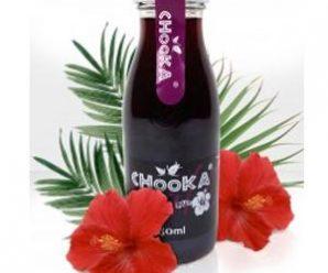 Testez gratuitement la boisson Hibiscus Chooka