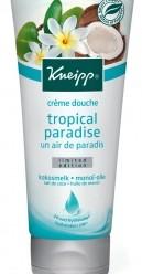 Testez gratuitement la crème de douche Kneipp