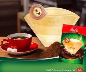 Recevez gratuitement un échantillon de filtres à café Melitta Gourmet